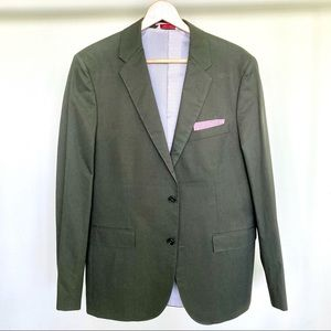 New with tags Brooks Brothers x Tessuto Marzotto blazer. 💚